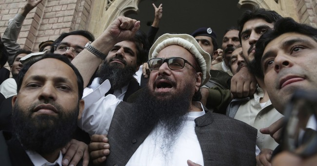 Pakistani court ends US-wanted militant leader's detention