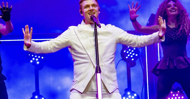 Nick Carter 'shocked,' 'saddened' by singer's assault claim