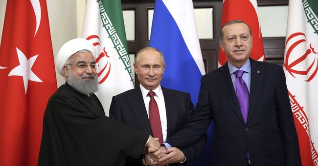 Syria talks in Russia, Saudi Arabia aim to unify rival sides