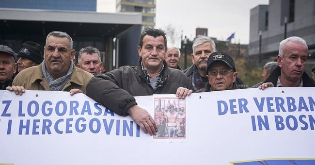 Bosnian ex-prisoner says justice served with Mladic verdict