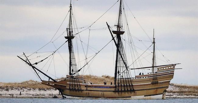 Smooth sailing so far on $7.5M makeover of Pilgrim ship