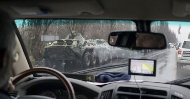 Senior Ukraine separatist: Rebel chief has resigned