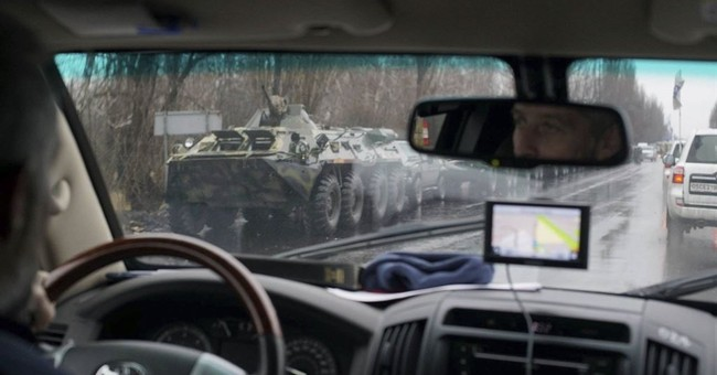 Ukrainian separatist chief accuses another of plotting coup
