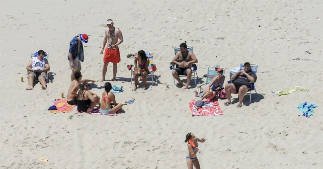 Christie could be last caught on beach closed to the public