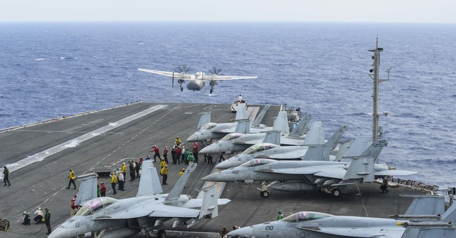 Search ends for 3 US sailors missing in Navy aircraft crash