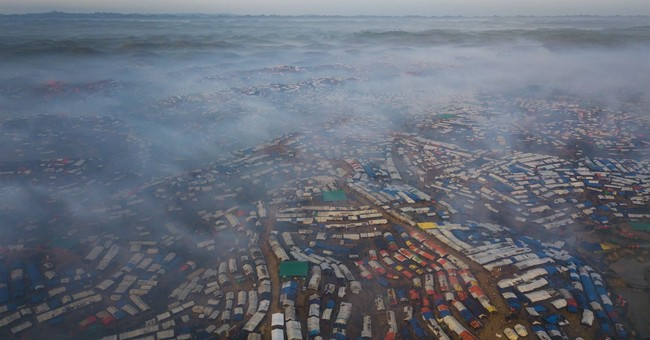 Myanmar, Bangladesh sign agreement on Rohingya refugees