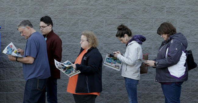 Retailers work to attract shoppers to stores on Black Friday