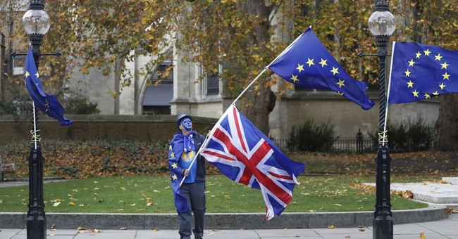EU officials say UK Brexit stance chaotic in leaked document