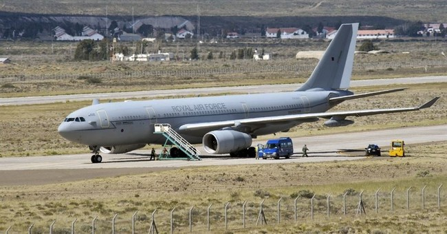 UK deploys another aircraft for Argentine submarine search