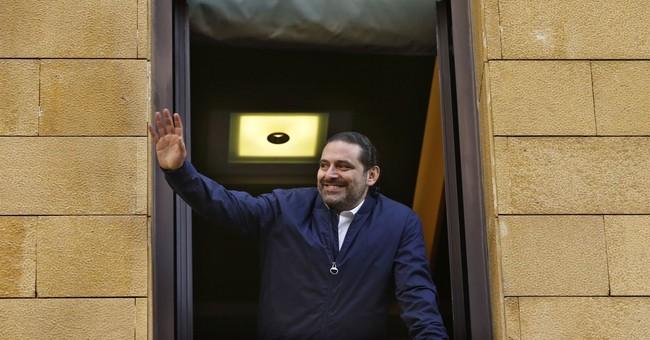 The Latest: Hezbollah says Lebanon PM's remarks 'promising'