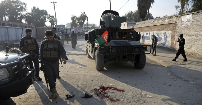 Afghan official: Suicide attack kills 8 people in the east