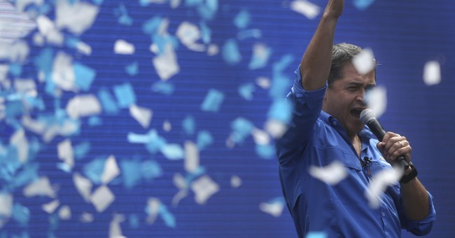 Honduras president seeks 2nd term despite constitutional ban