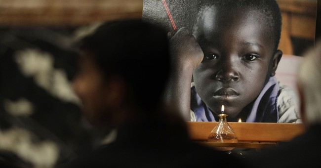 Pope prays for 'seeds of peace' for South Sudan, Congo