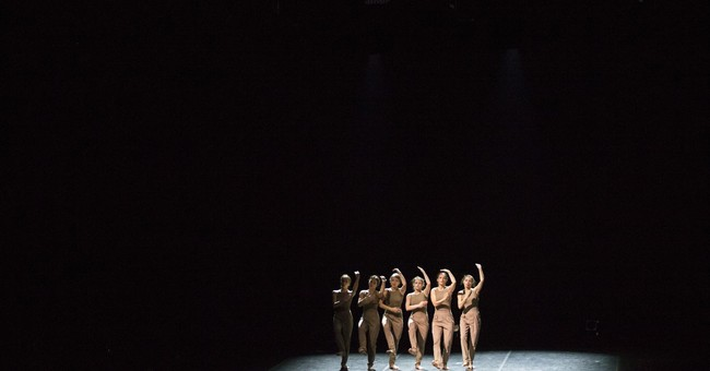 Russian dancer challenges centuries of ballet tradition