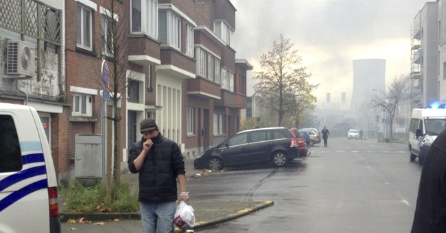 Waffle woes: Fire erupts at factory making Belgian delicacy