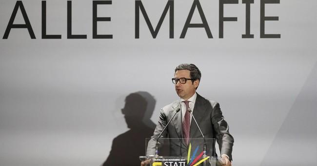 Italian anti-mafia prosecutor says mafias now cooperating