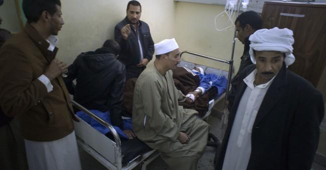 The Latest: Survivors' horrific accounts of Egypt attack