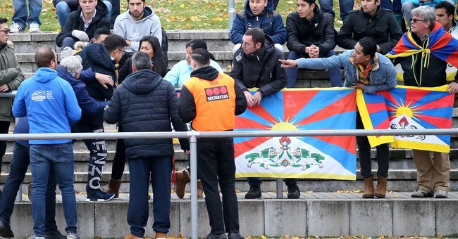 China's under-20 games in Germany called off due to protests