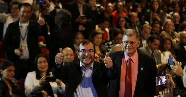 Peace in Colombia fragile year after historic deal with FARC