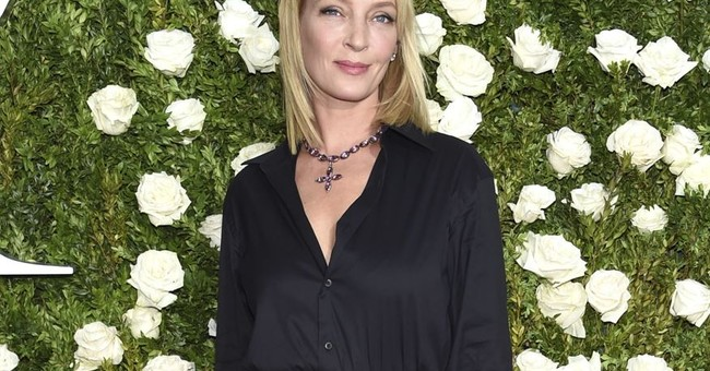 Uma Thurman lashes out at Harvey Weinstein in cryptic post