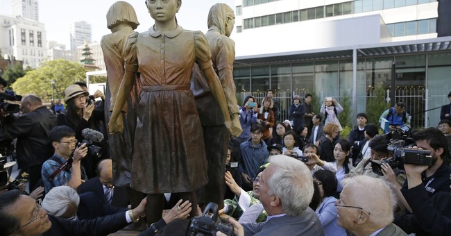 Japan protests San Francisco's 'sex slave' statue decision