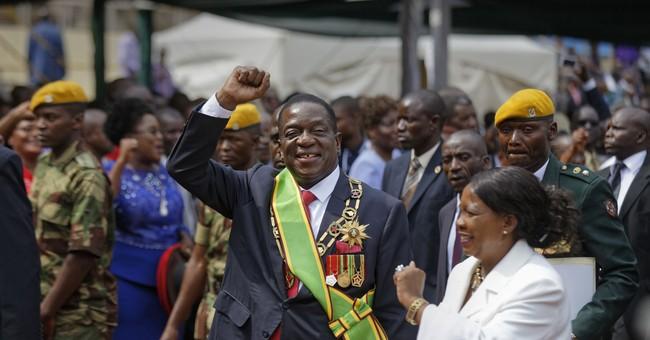 The Latest: Zimbabwe's finance minister tells court of raid