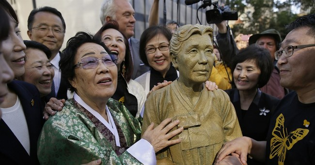 Japan protests San Francisco's 'sex slave' statue decision