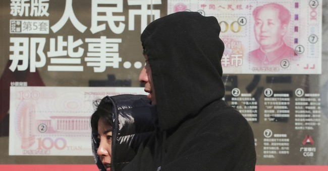 China reports breaking up gang that moved $3 billion abroad