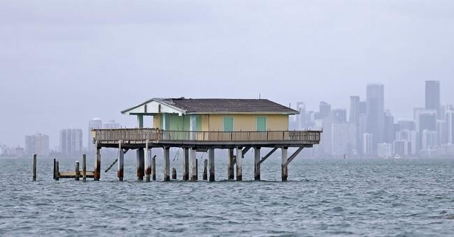 Miami's iconic offshore Stiltsville survived Hurricane Irma