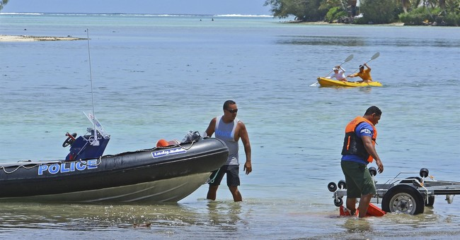 South Dakota lawmaker, brother-in-law drown in Cook Islands