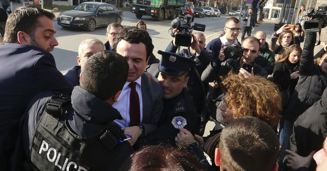 Kosovo top opposition leader, 2 other lawmakers arrested