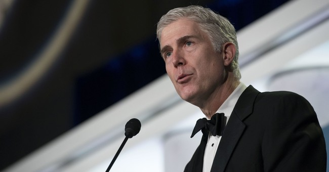 Gorsuch establishes conservative cred in 1st year on court