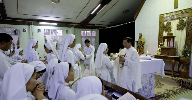 Pope's visit important for tiny Asia Catholic populations