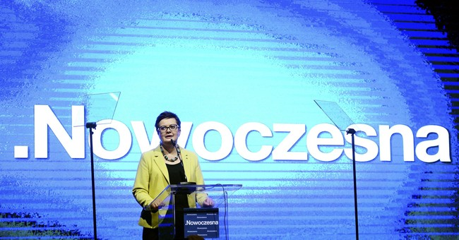 Poland's young opposition party changes leader to mend image