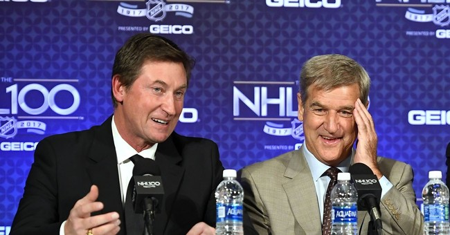 NHL caps centennial with documentary lauding its greats