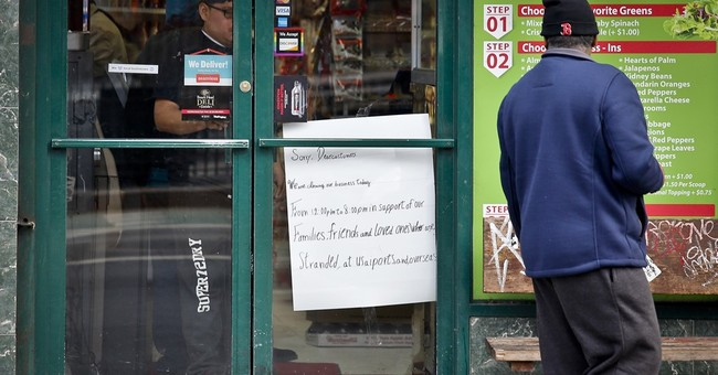 Yemenis close NYC shops in protest of Trump travel ban