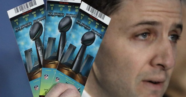 Officials tell fans how to spot fake Super Bowl tickets