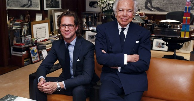 First CEO at R. Lauren not named Ralph Lauren is unsaddled