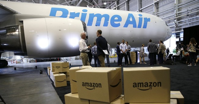 Correction: Amazon-Faster Delivery story