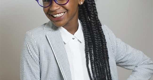 Marley Dias, young diversity advocate, working on book