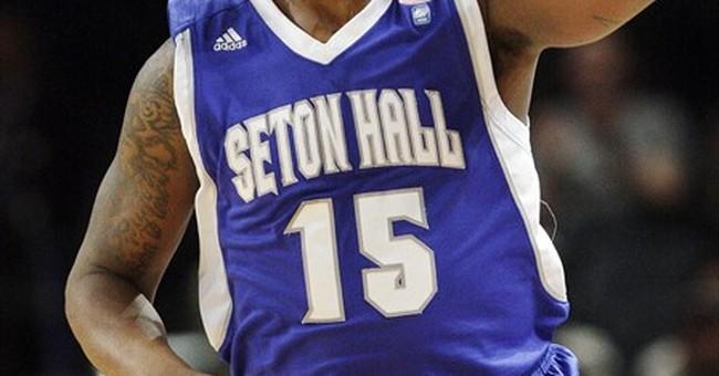 Ex-Pennsylvania prep, Seton Hall star guilty of bank robbery