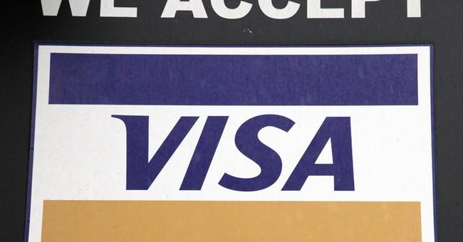 Visa's earnings rise 7 percent, beating analysts' estimates