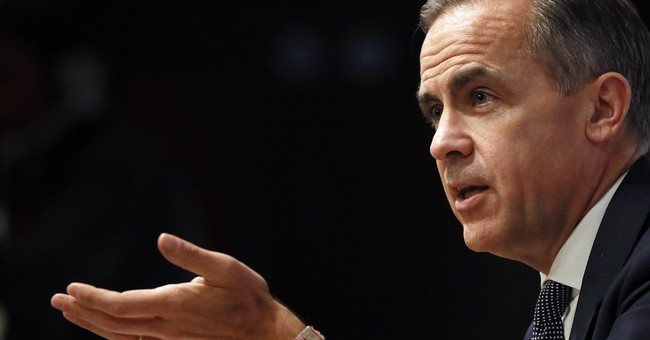 Bank of England revises up UK growth forecasts