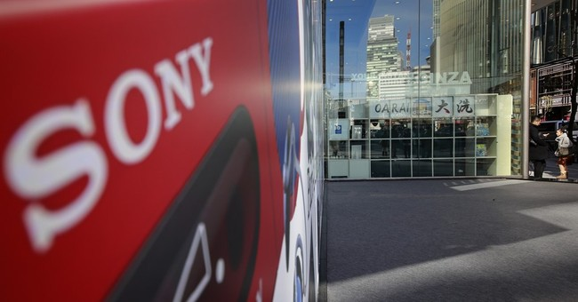 Sony records 84 pct quarterly profit drop on movie loss