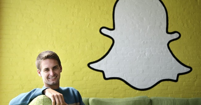 Snap, maker of the teen social app Snapchat, files for IPO