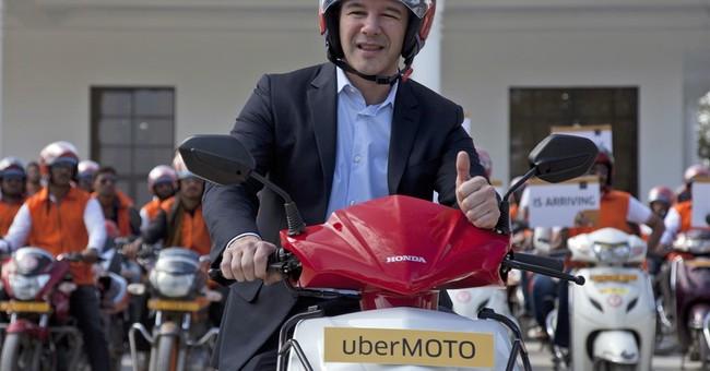 Uber chief quits Trump business council amid boycott calls