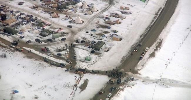 Tribal chairman decries Dakota Access protesters' new camp
