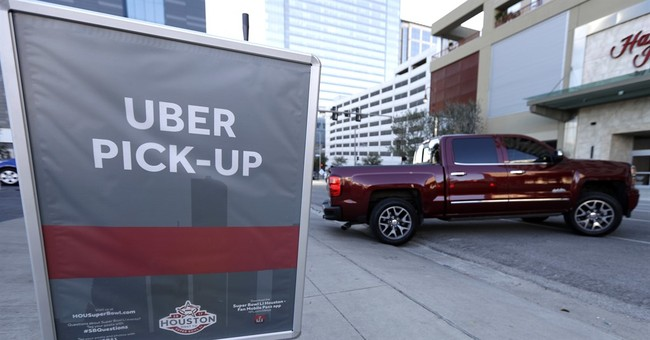 Super Bowl serves as peacemaker between Uber and Houston