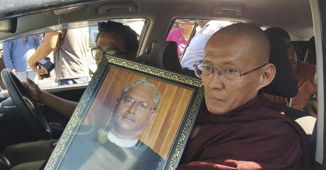 Myanmar police arrest 2nd suspect in lawyer's assassination