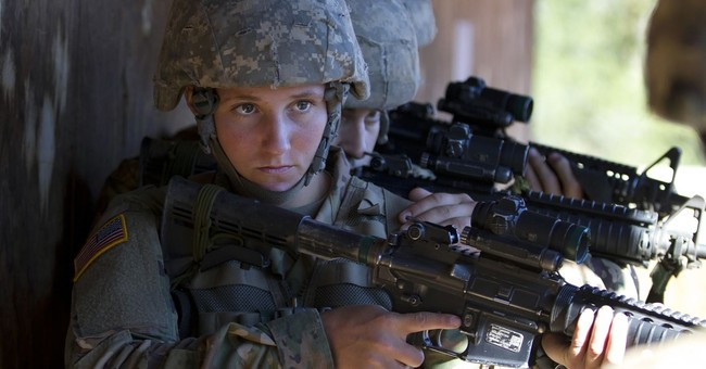 Army takes a steady, cautious approach to women in infantry